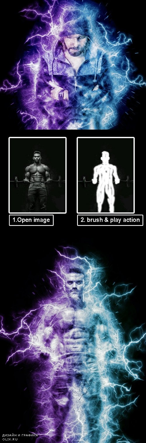 Power Photoshop Action Vol 2 - 23780871