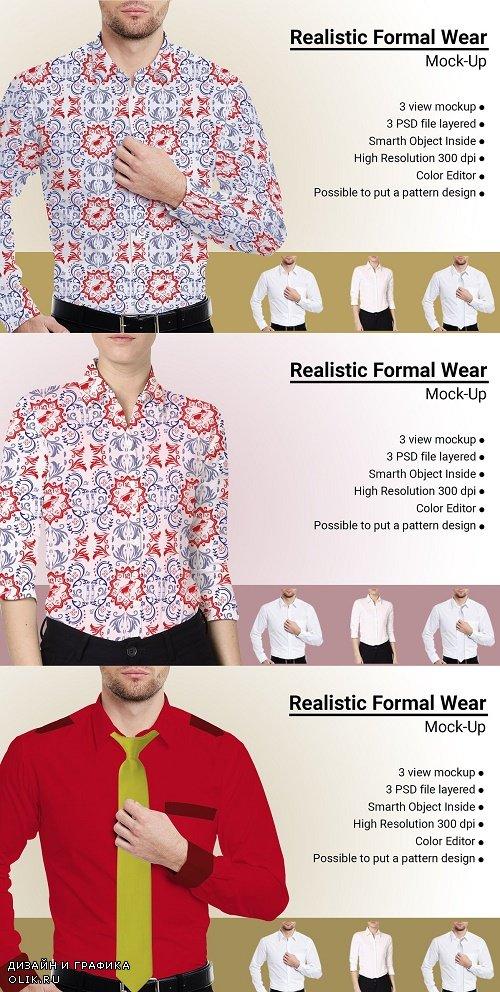 Formal Wear Mock-Up - 3817092