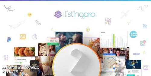 ThemeForest - ListingPro v2.0.14.1 - WordPress Directory Theme - 19386460 - NULLED