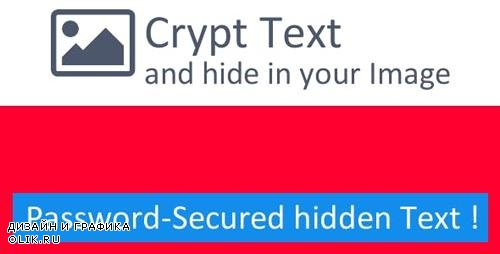 CodeCanyon - Text Crypto v1.0 - Hide Text inside Image - 22787865