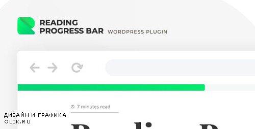 CodeCanyon - ReBar v1.0.0 - Reading Progress Bar for WordPress Website - 23941493