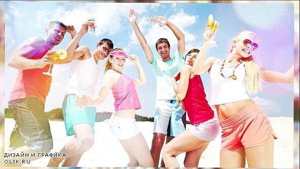 Summer Slideshow 244607 - AFEFS Templates