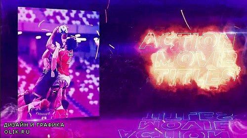 Nitro - Action Movie Titles 245317 - AFEFS Templates