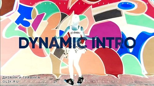 Dynamic Intro Energetically - After Effects Templates