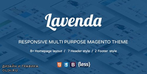 ThemeForest - SNS Lavenda v1.1 - Responsive Magento Theme - 15491463