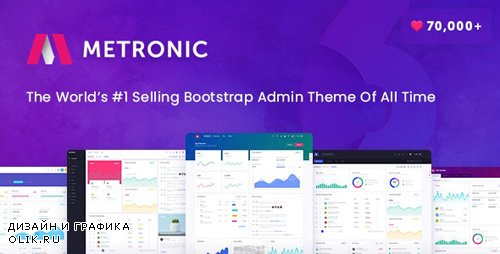 ThemeForest - Metronic v6.0.3 - Responsive Admin Dashboard Template - 4021469
