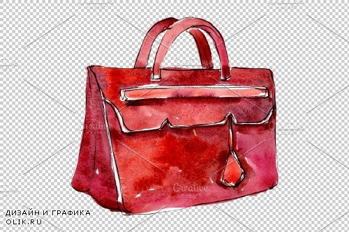 Fashionable set of pretty beauty - 3842834