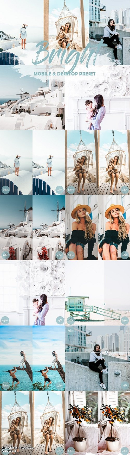 Bright Mobile Lightroom Preset - 23730233