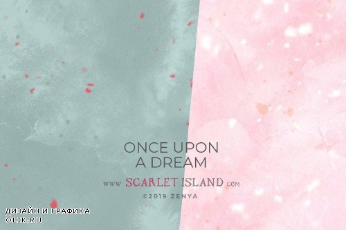 Once Upon A Dream Basic Papers - 3845020