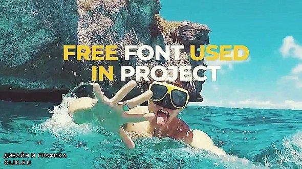 Modern Creative Slideshow - After Effects Templates