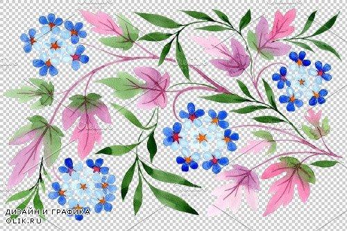 Classic watercolor ornament png - 3870098