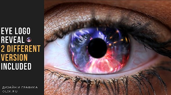 Eye Logo Reveal 250735 - After Effects Templates