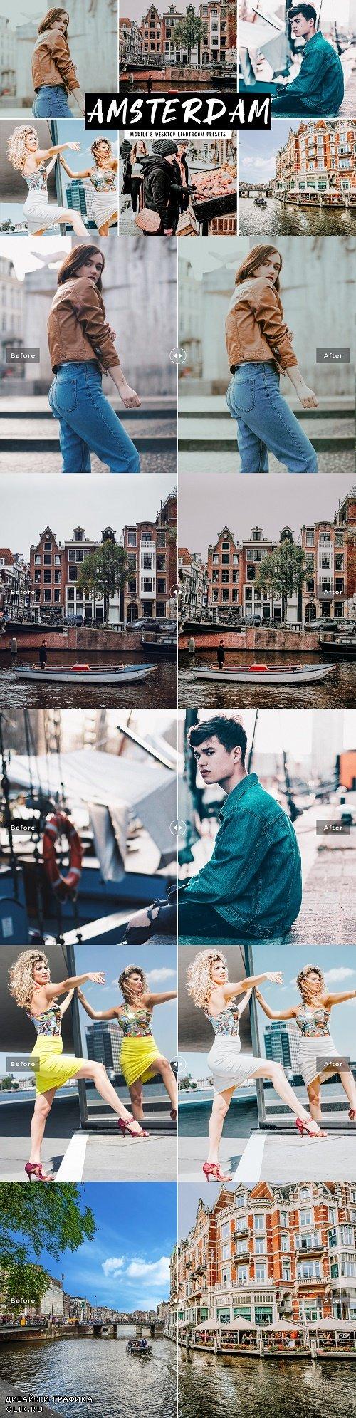 Amsterdam LRM Presets Pack - 3868912