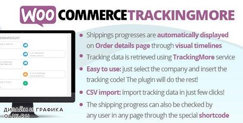 CodeCanyon - WooCommerce TrackingMore v1.1 - 24008326