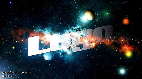 Space Logo 248048 - Premiere Pro Templates