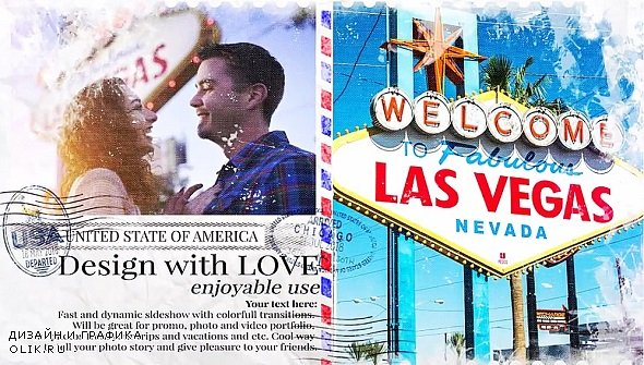 Travel Postcard 250261 - AFEFS Templates