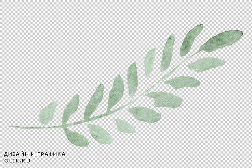 Bouquet Enjoying the world of watercolor PNG - 3885127