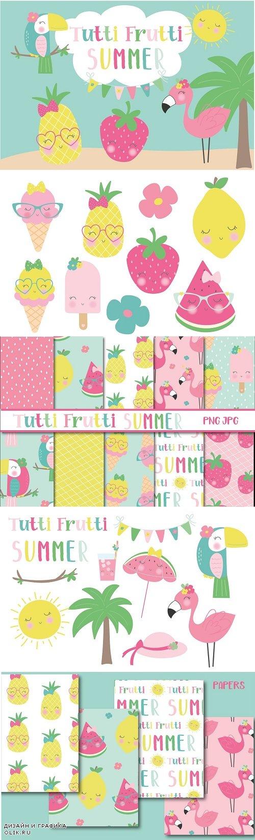 Tutti Frutti Summer Set - 2514877