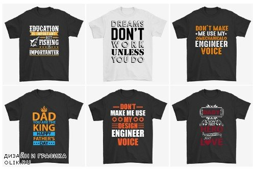 175 Editable T-shirt Designs - 3885266