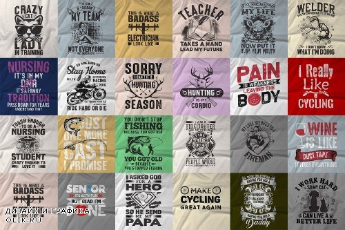 300 Editable T-shirt Designs - 3891928