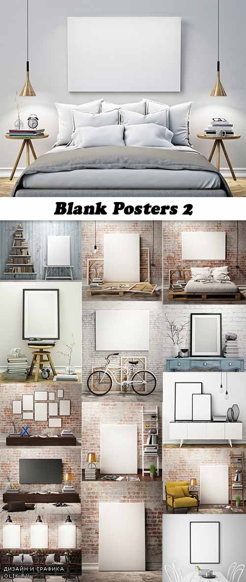 Blank Posters 2
