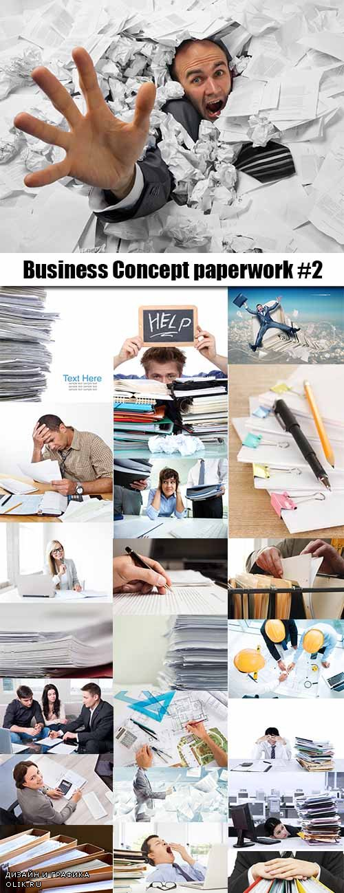 Business Concept paperwork #2 - 25HQ Jpg