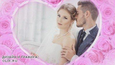 Проект ProShow Producer - Wedding Rose - Pink