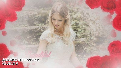Проект ProShow Producer - Wedding Rose - Red