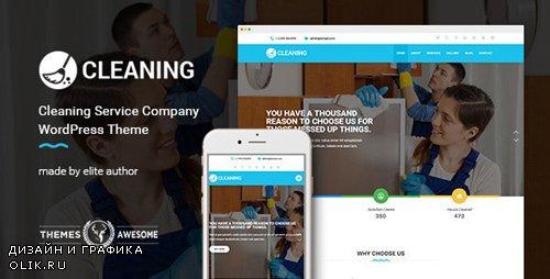 ThemeForest - Cleaning v1.4 - Service Company WordPress Theme - 13567253
