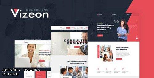 ThemeForest - Vizeon v1.0.0 - Business Consulting WordPress Themes - 24024088