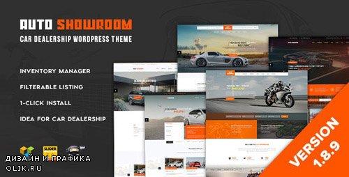 ThemeForest - Auto Showroom v1.8.9 - Car Dealership WordPress Theme - 15995336