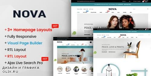 ThemeForest - Nova v1.0.0 - Multipurpose Drag & Drop Shopify Responsive Theme - 23699775