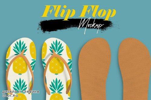 Flip Flop Mock-Up - 395933