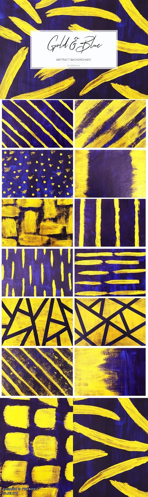 Gold Blue Backgrounds,Gold Textures - 3960597