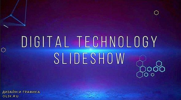 Digital Technology Slideshow 265049 - PRMPRO Templates