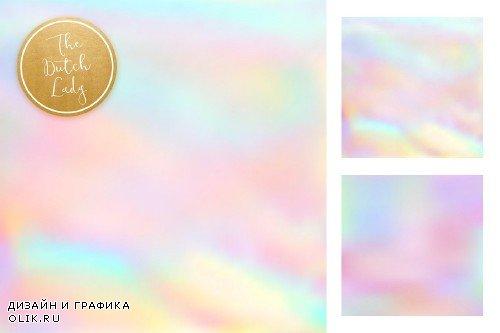 Unicorn Rainbow Gradient Papers - 3969769