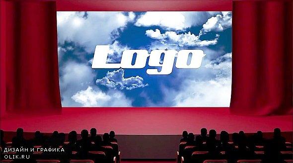 Movie Theater Logo Reveal 265730 - PRMPRO Templates