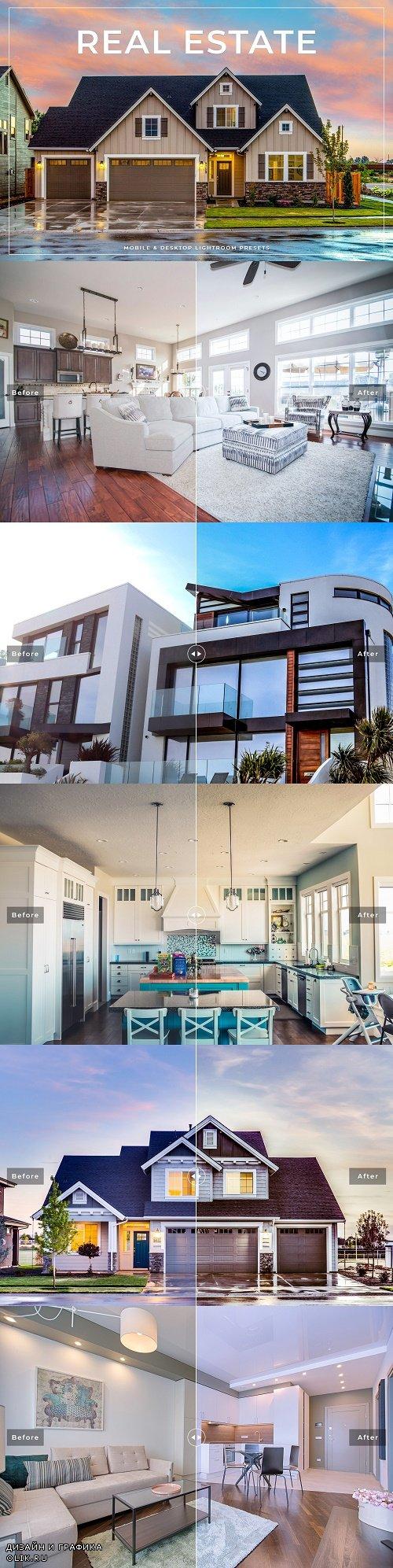 Real Estate LRM Presets - 3430828