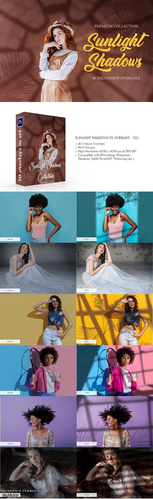 Sunlight Shadows Photoshop Overlays 3894421