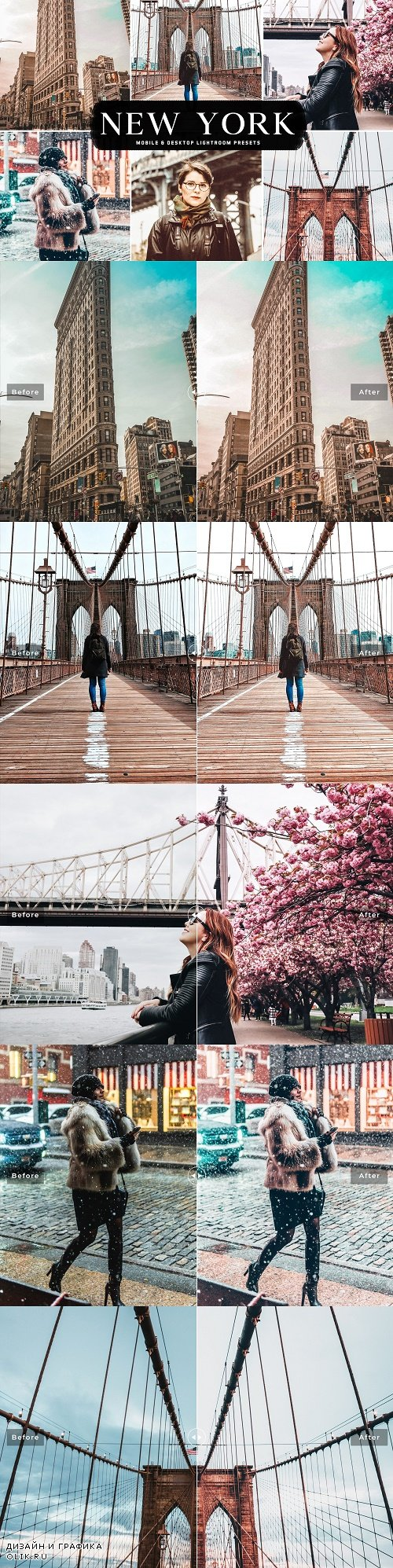New York Lightroom Presets - 3884920
