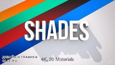 """Shades of Netflix"" - After Effects Cinema 4D Template"
