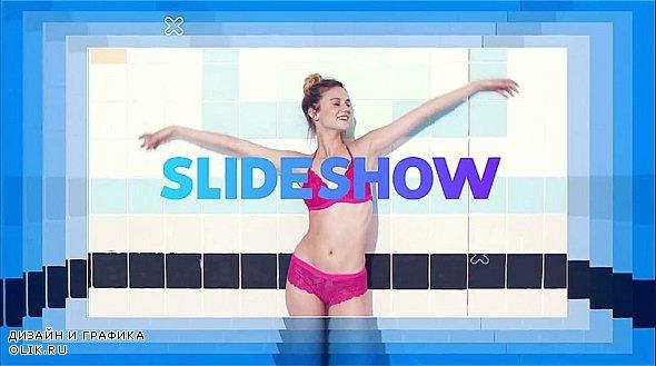 Stylish Color Slideshow 264977 - PRMPRO Templates