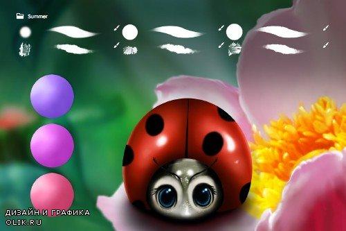 Cartoon Summer Swatches - 3749450