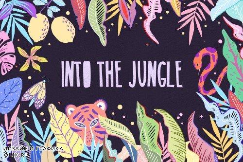 Into The Jungle - 3793312