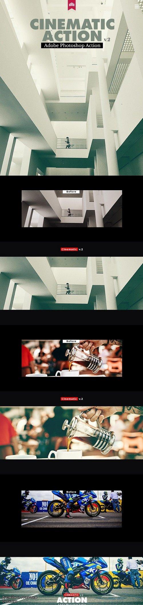 Cinematic Action V.2 24136156