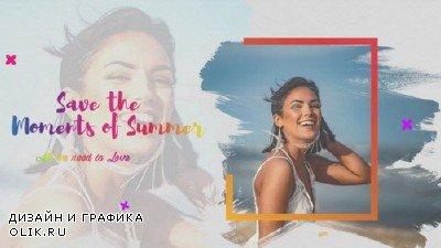 Проект ProShow Producer - Bright Summer Slideshow
