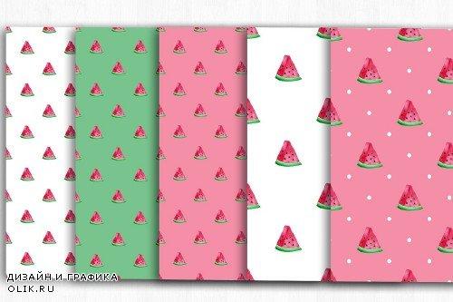 Watermelon Digital Papers - 4002032