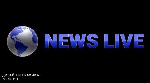 News Live Opener 267839 - PRMPRO Templates