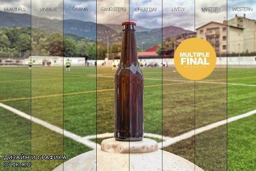 Beer Presentation Mockup - 4010690