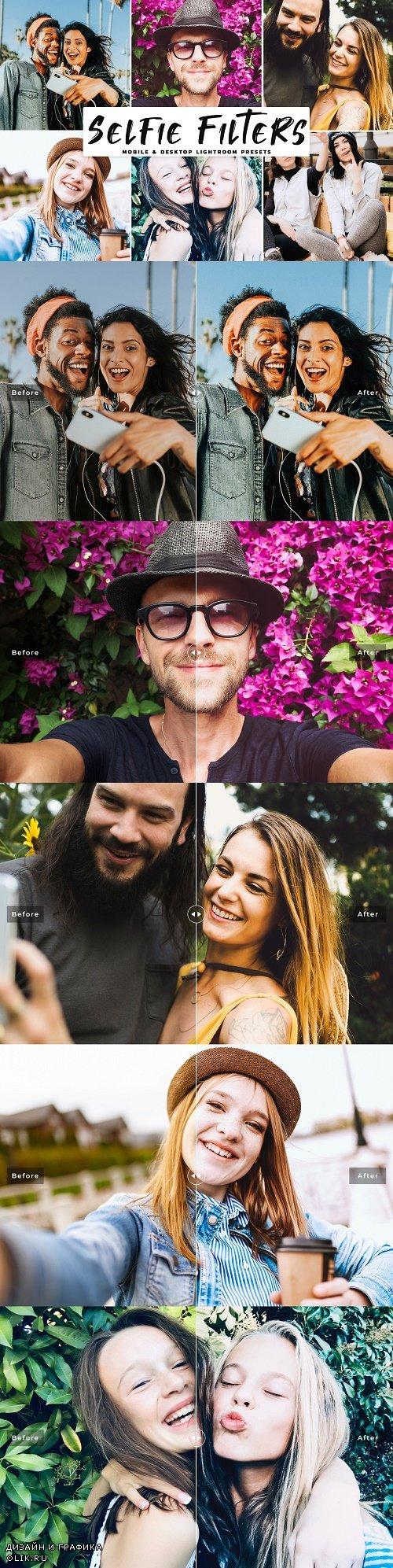 Selfie Filters Lightroom Presets - 4032294